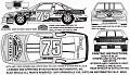 1993 Todd Bodine 681