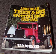 American Truck & Bus Spotter's Guide