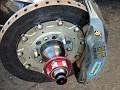 554 Minardi 2 brake