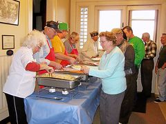 SERVICE AND ACTIVITIES - ANNIVERSARY DINNER