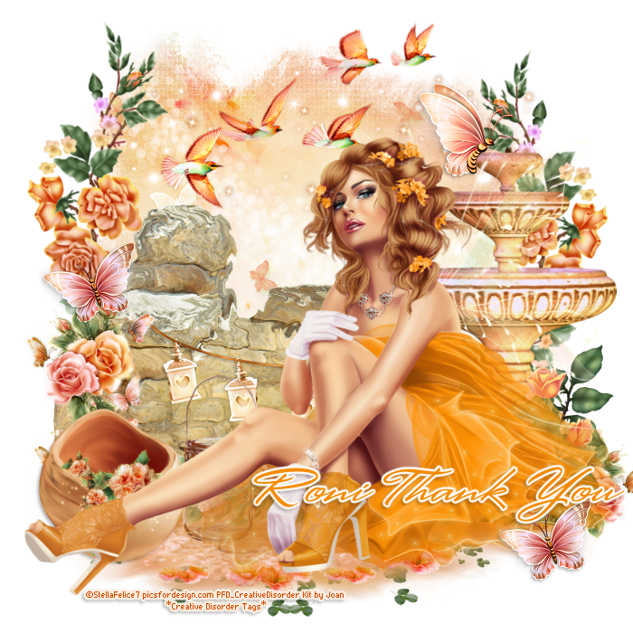 CLOSED UNTIL RONI COMES BACK---RONI'S FAIRY BOX RoniThankYousfof-vi