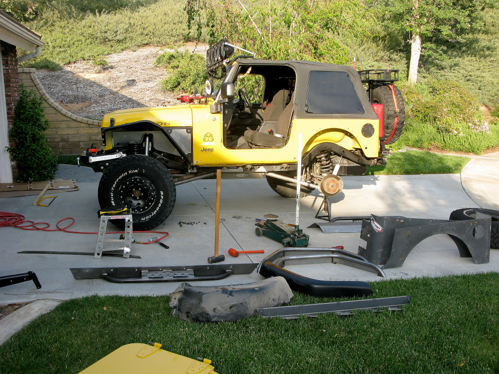 how to install boat trailer guides