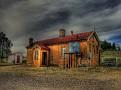 Stuart Town Railway Station 001
