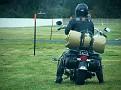 Two wheeled race fan on Mountain Straight 001