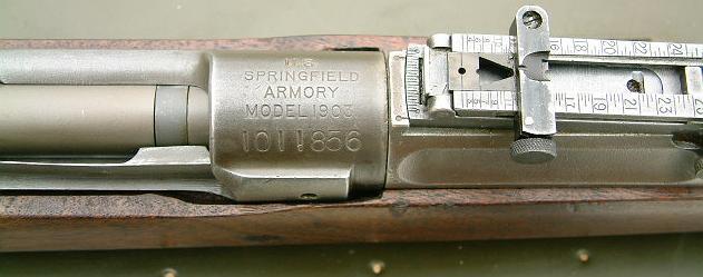 springfield 1903 serial numbers