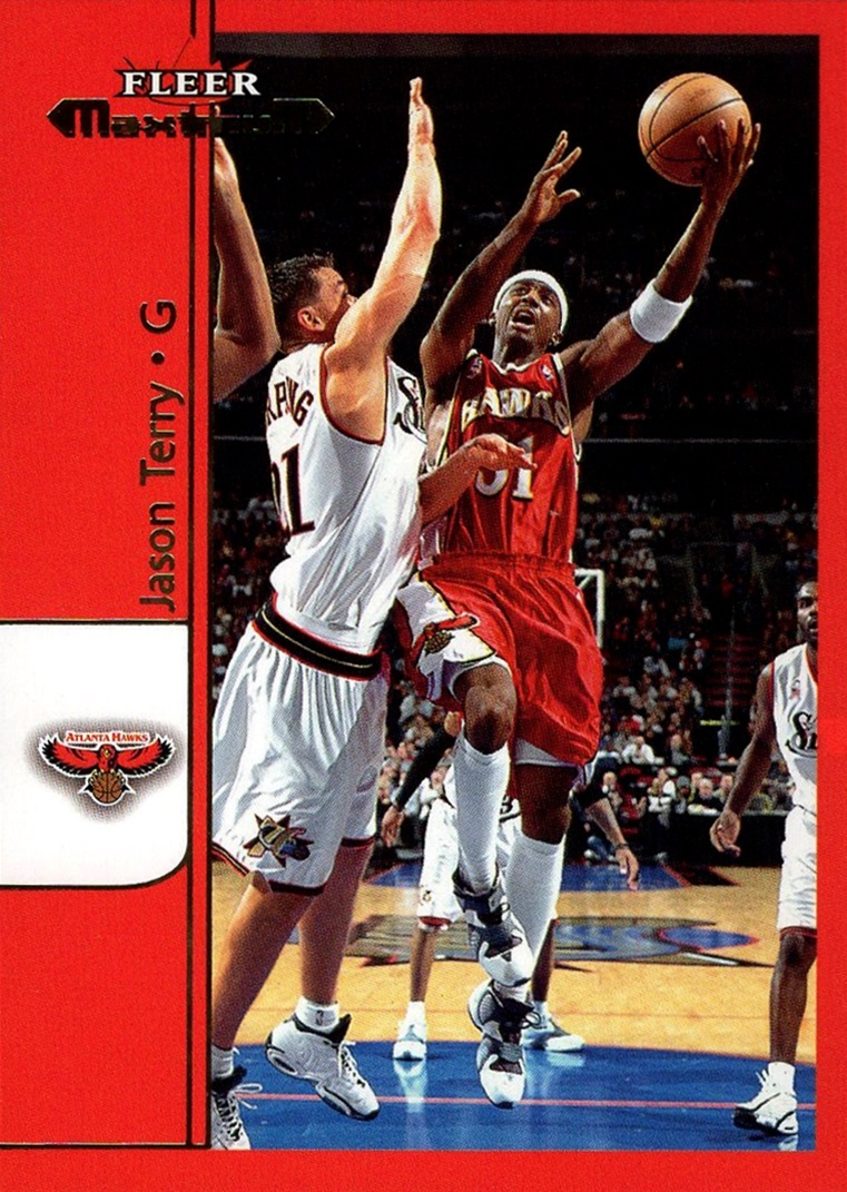 2001-02 Fleer Maximum #145 (1)