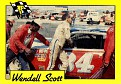 1991 K & M Sports Legends Wendell Scott #WS17 (1)