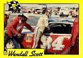 1991 K & M Sports Legends Wendell Scott #WS17 (1)