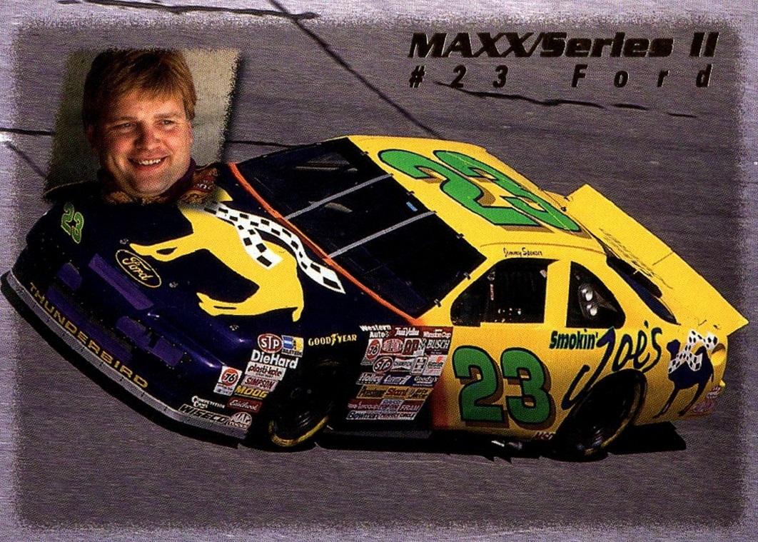 1995 Maxx #227 (1)