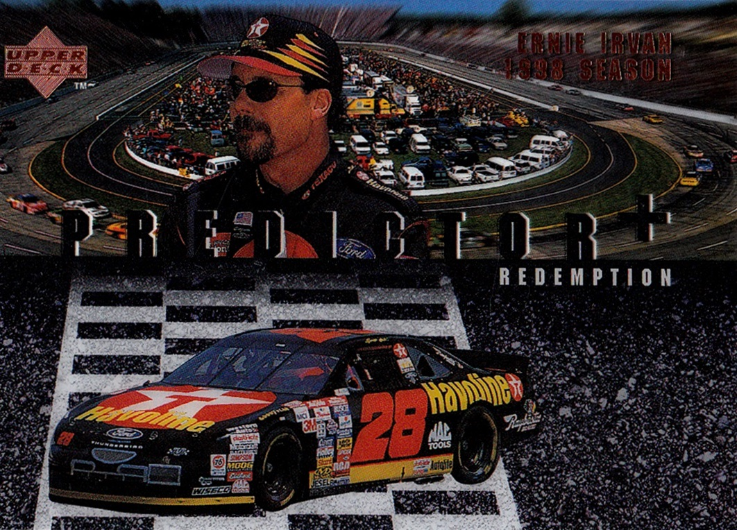 1998 Upper Deck Victory Circle Predictor+ Redemption #PR+01 (1)
