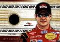 2001 Hendrick Motorsports 100th Win Race Used Tire #JG-G1 (1)