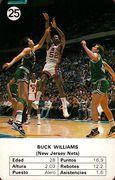1988-89 Fournier NBA Estrellas #25