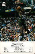 1988-89 Fournier NBA Estrellas #29