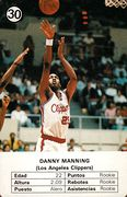 1988-89 Fournier NBA Estrellas #30
