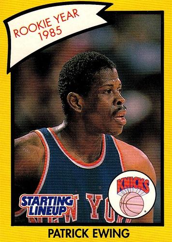 1990 Starting Lineup Patrick Ewing RY (1)