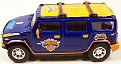Fleer 2003 Hummer H2 New York Knicks