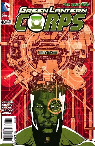 Green Lantern Corps v3 #040