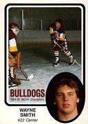 1985-86 Minnesota-Duluth Bulldogs #06 (1)