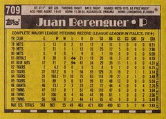 1990 Topps #709 (2)