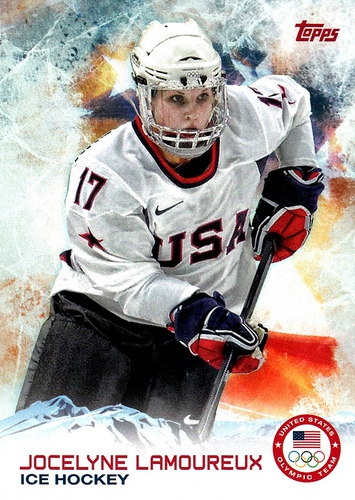 2014 US Olympic & Paralympic Team & Hopefuls #053 (1)