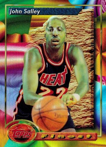 1993-94 Finest Refractor #177 (1)