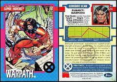 1992 X-Men Toy Bix #026