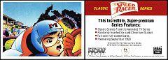 1993 Speed Racer Promo #P1