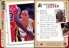 1996-97 Collector's Choice Jumbo #365