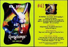 1996 Goosebumps #41