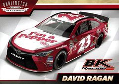 2016 Lionel NASCAR Authentics Darlington Throwback #23 (1)