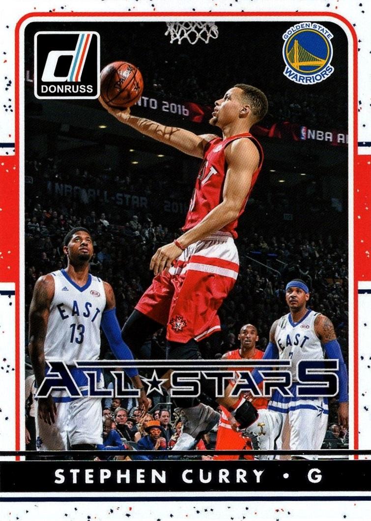 2016-17 Donruss All-Stars #21 (1)