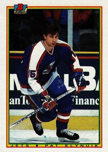 1990-91 Bowman #137 (1)