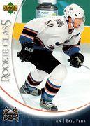 2006-07 Upper Deck Rookie Class #12 (1)