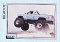 1988 Leesley Bigfoot #058