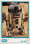 1984 Kellogg's Star Wars Sticker #03 (1)
