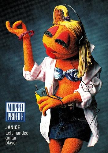 1993 Cardz Muppets #32 (1)