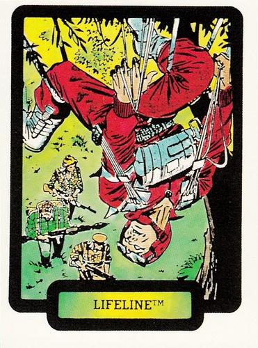 1987 Comic Images GI Joe #35 (1)