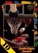 1992 Wild Card 10 Stripe #083 (1)