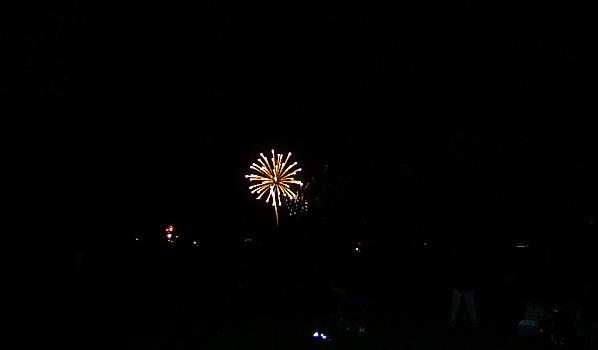 New Haven fireworks