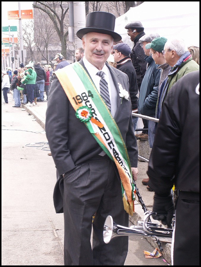 How about a Grand Marshall from days ago