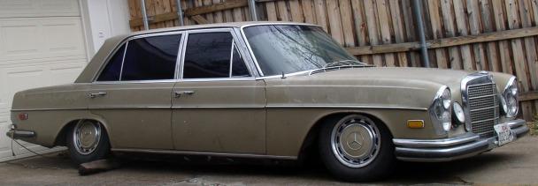 1970 300 SEL.