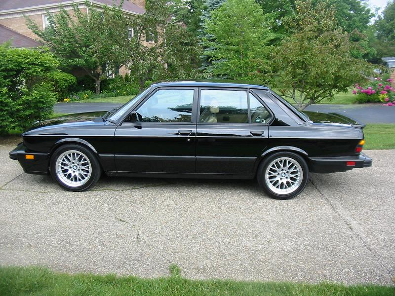 Your Favorite Wheel Size For E28s