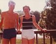Marty and Vicki 1983