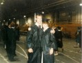 Marty and Ellyn, Indiana University graduation day May 11, 1986
