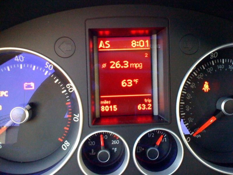 8,000 miles - May 16 2009