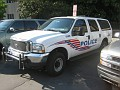 DC - District of Columbia Metro Police Ford Excursion