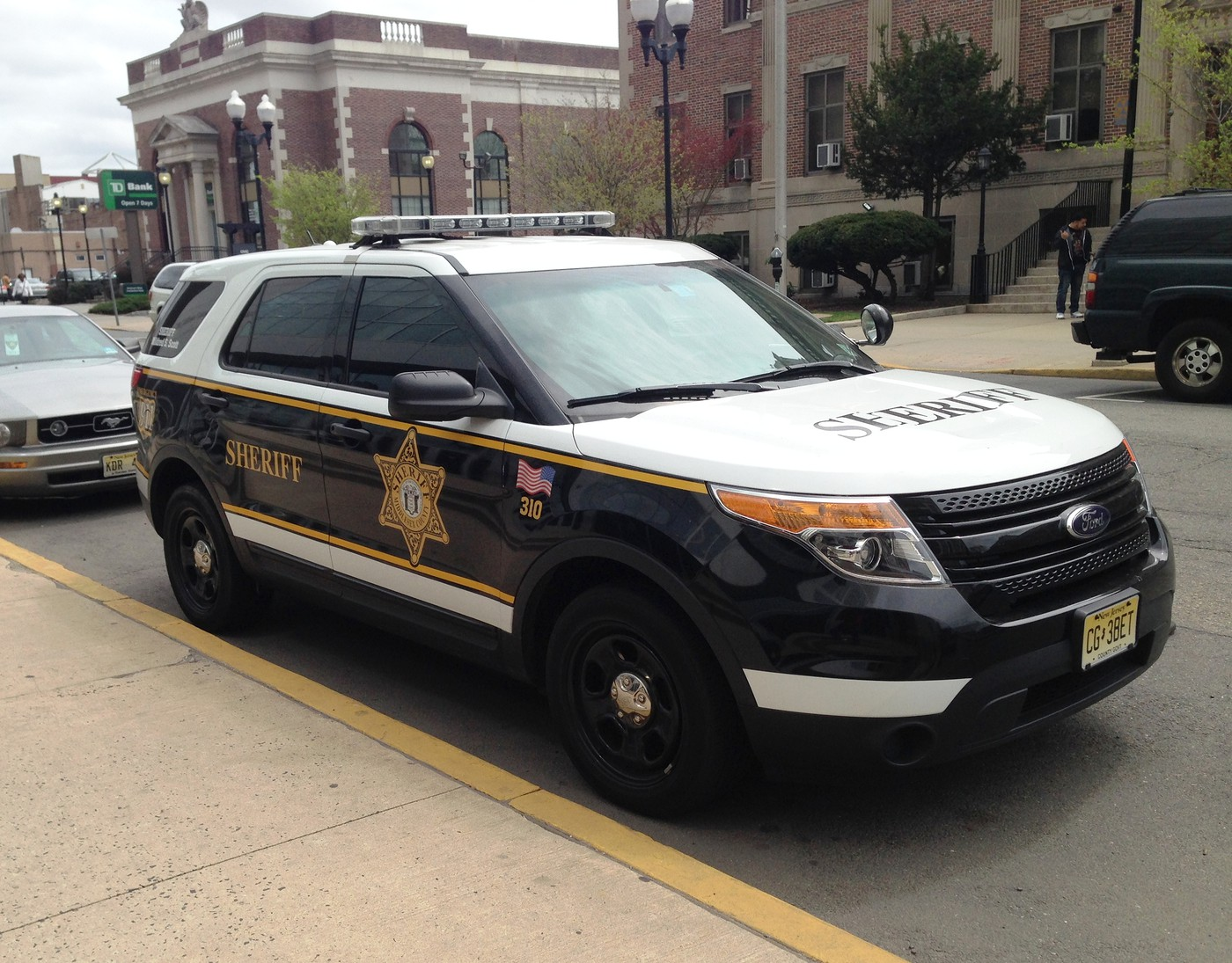 NJ - Middlesex County Sheriff