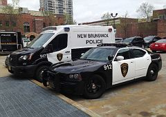 NJ - New Brunswick Police