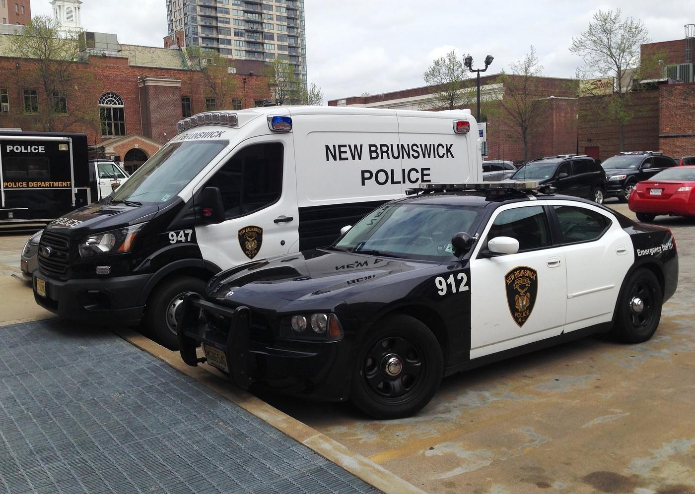 NJ - New Brunswick Police