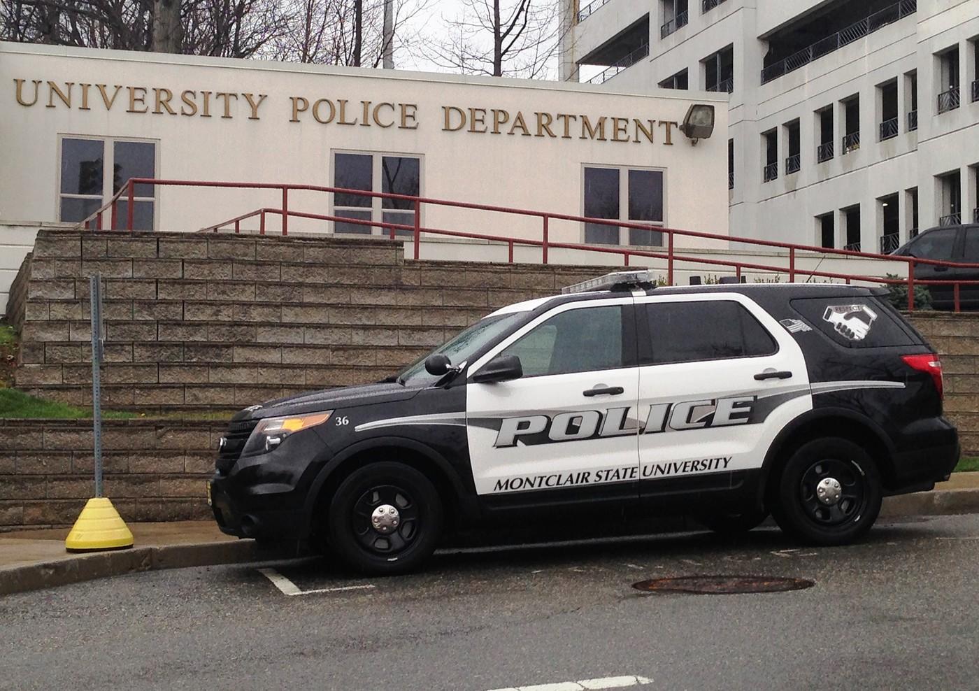 NJ - Montclair State University Campus Police